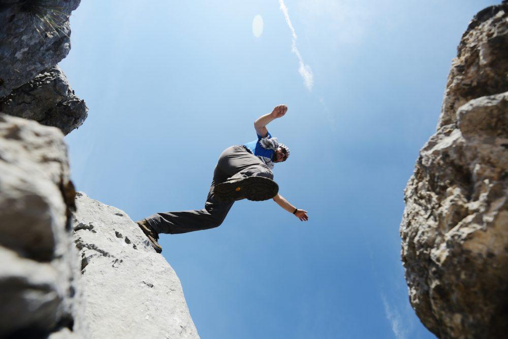 逆境は自分を変えるチャンス