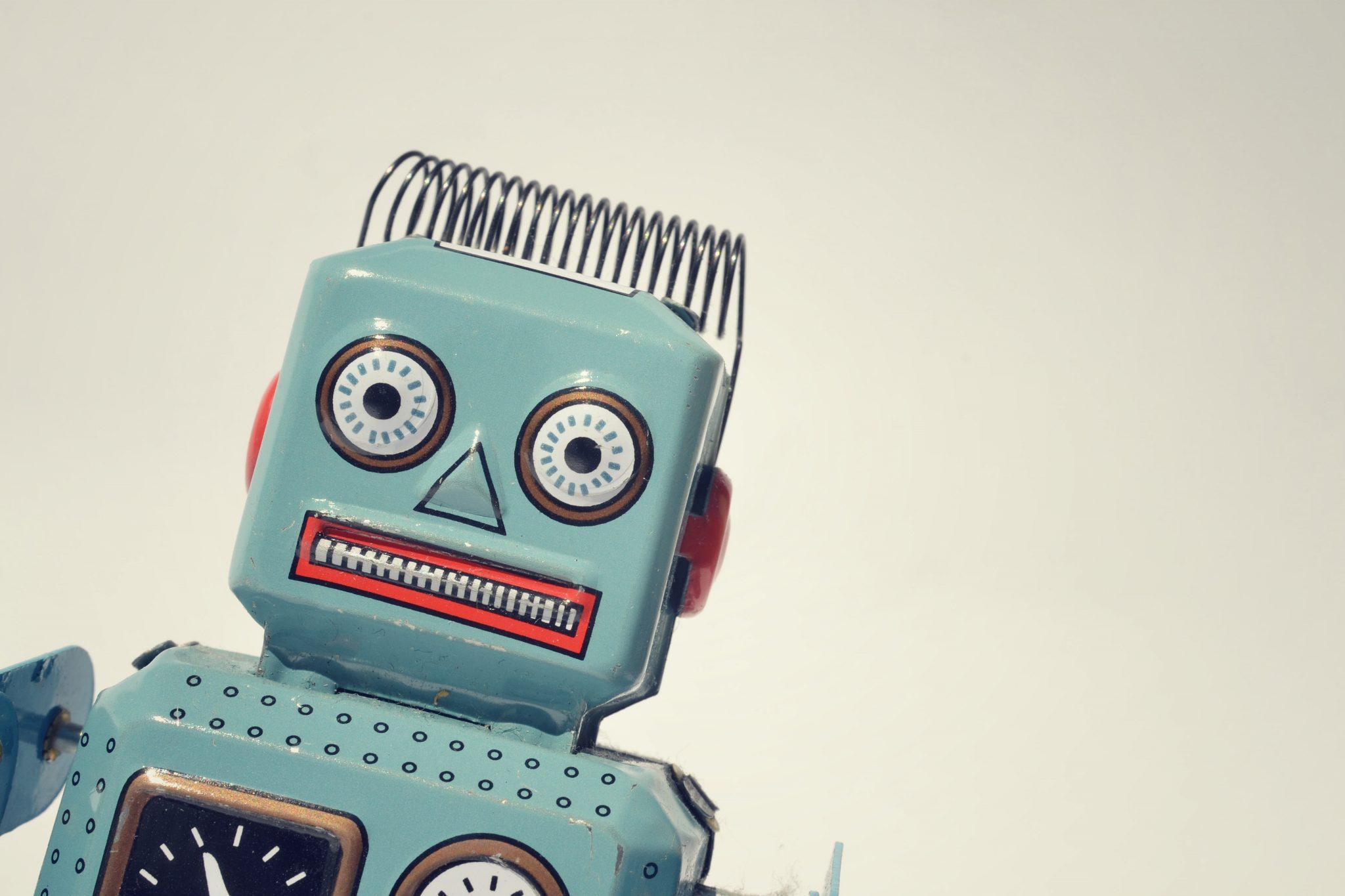 学ぶときはロボットになれ