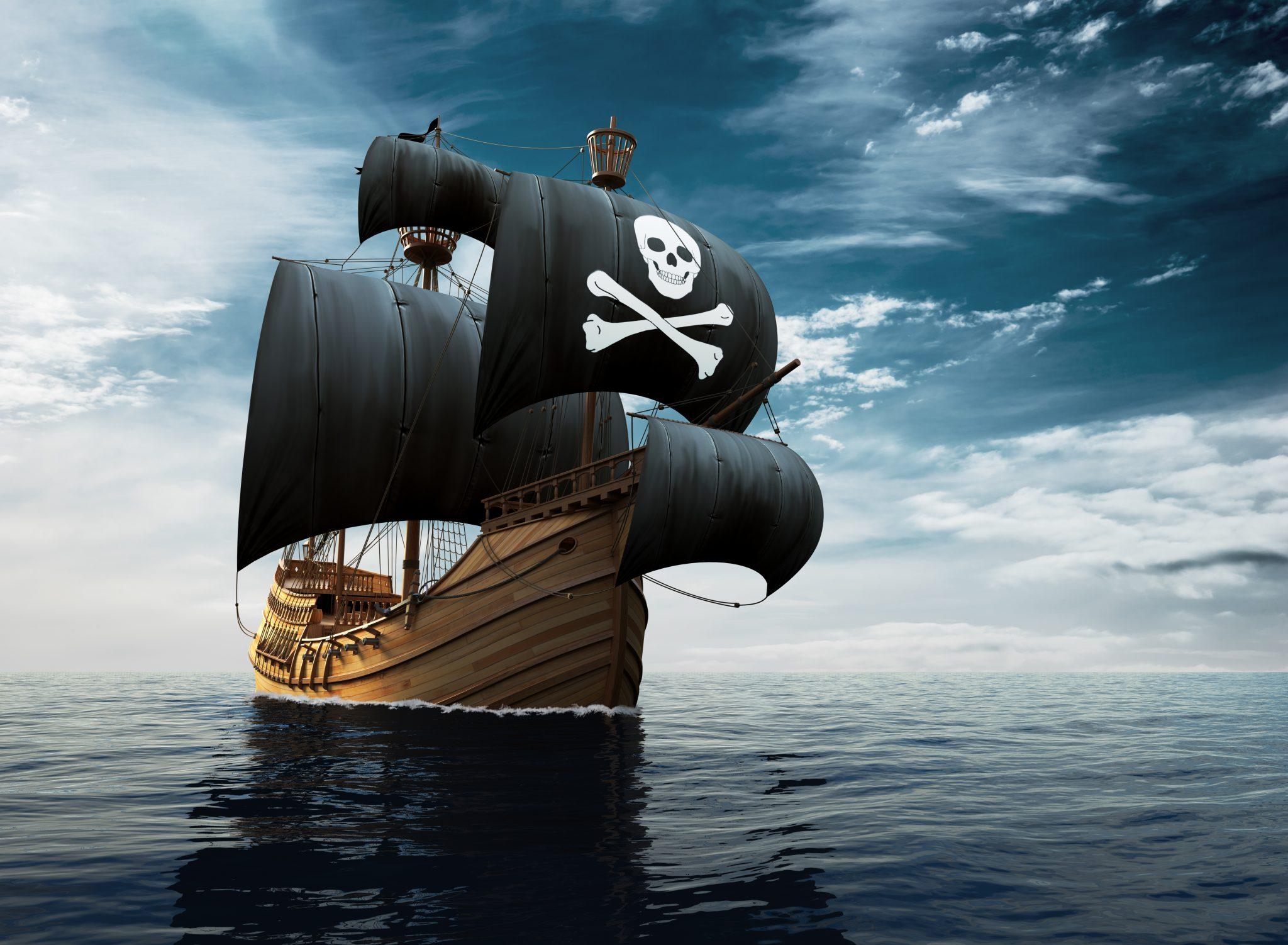 海賊王になる!