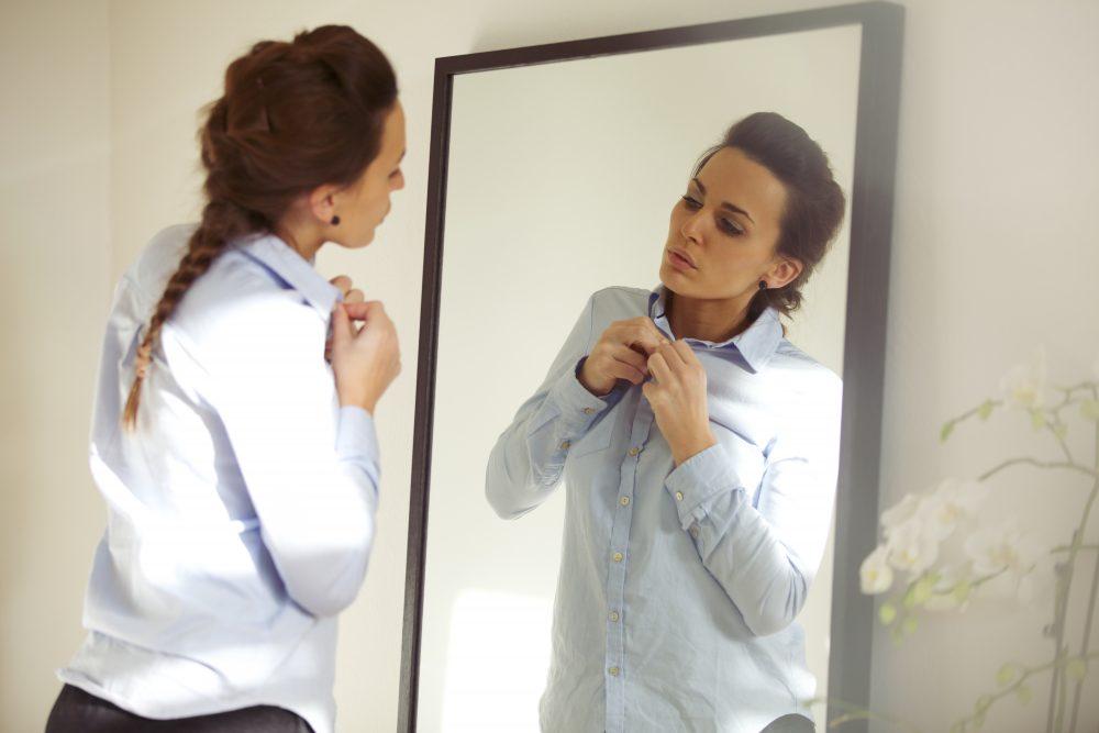 人は自分を映す鏡