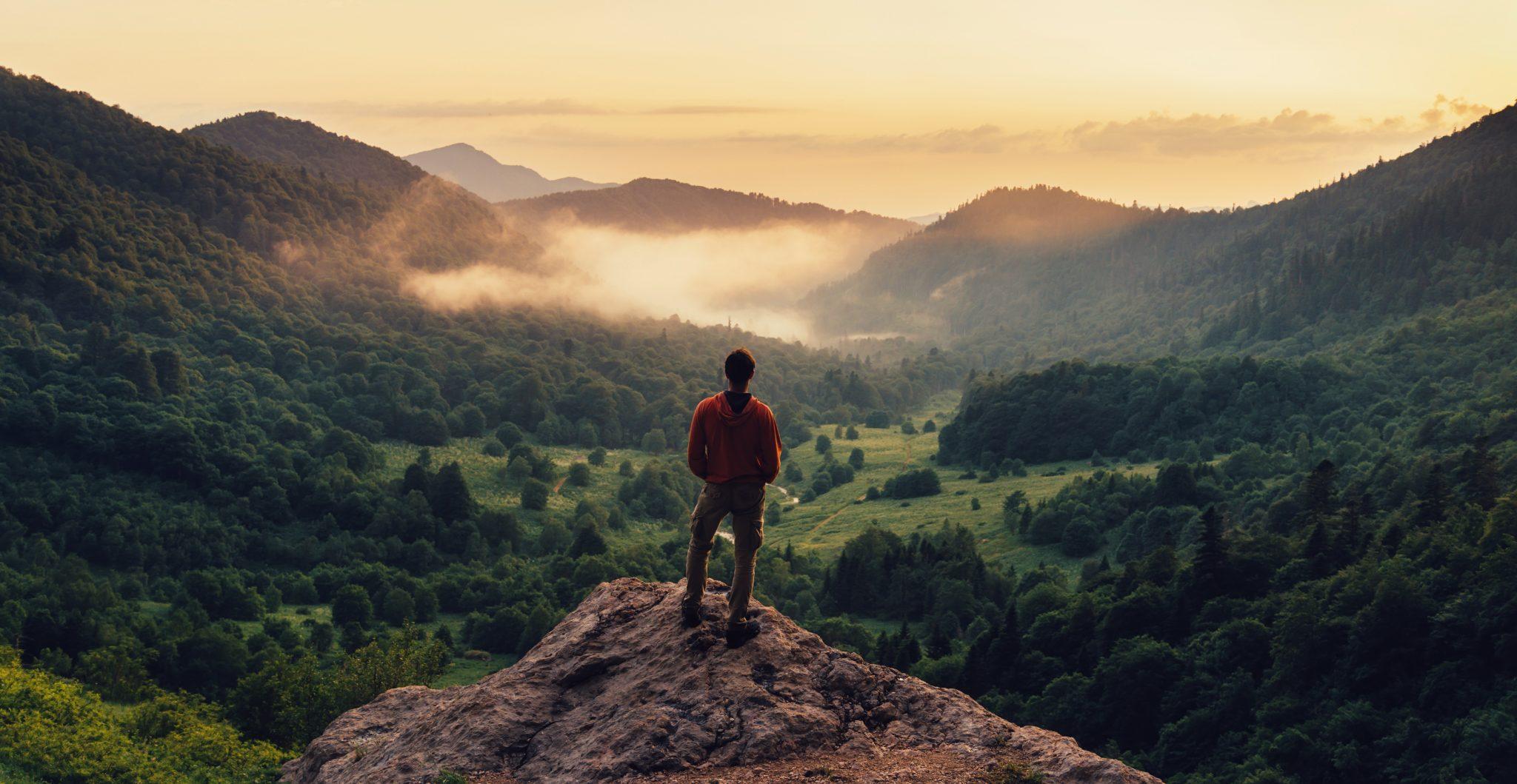 まずは小さな山の頂点に立とう